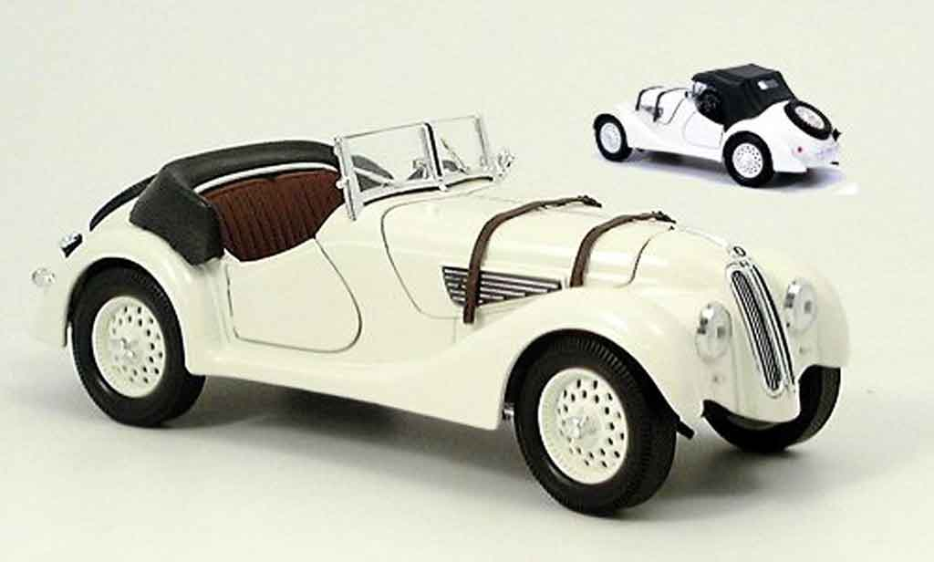 Bmw 328 1940 1/18 Yat Ming beige diecast model cars