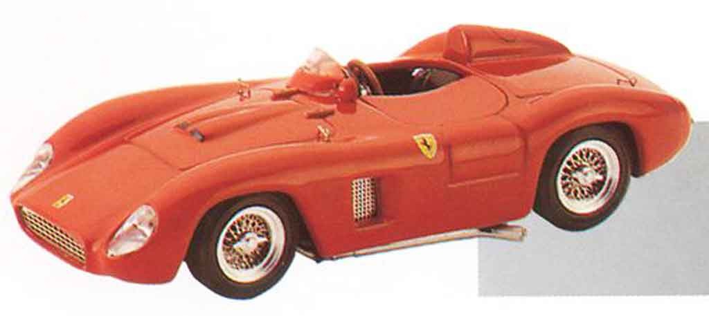Ferrari 500 TR 1/43 Art Model prova rouge miniature