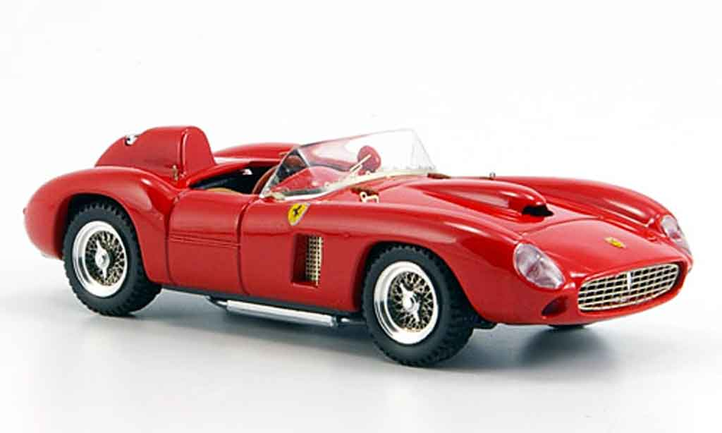 Ferrari 290 1957 1/43 Art Model mm prova rosso modellino in miniatura