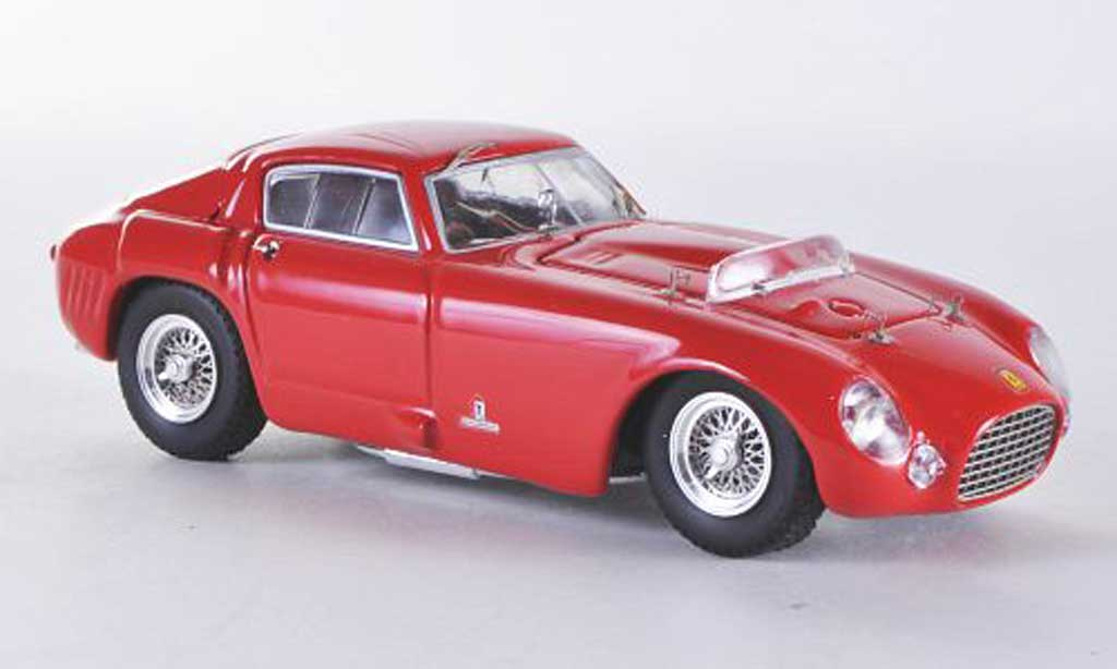 Ferrari 375 MM 1/43 Art Model Prova rouge 1953 miniature