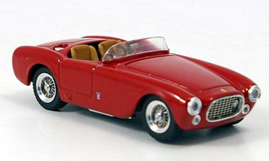 Ferrari 225 1/43 Art Model S/250 S Vignale rouge miniature