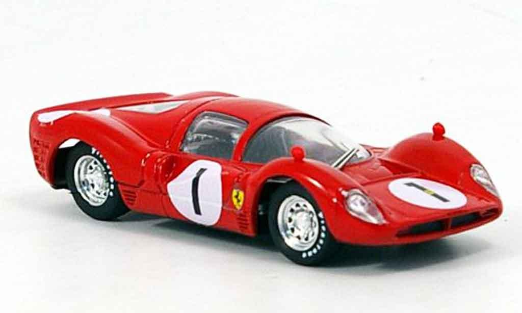 Ferrari 330 P3 1/43 Brumm parkeres 1966 miniature