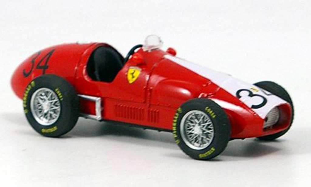 Ferrari 500 F2 1/43 Brumm 1953 coche miniatura