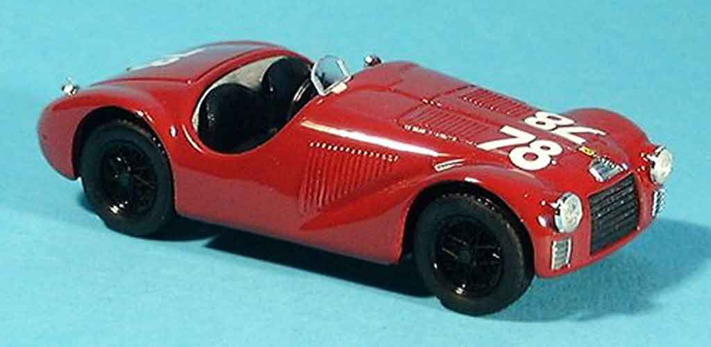 Ferrari 125 1/43 Brumm s no.78 f.cortese parma 1947 miniature