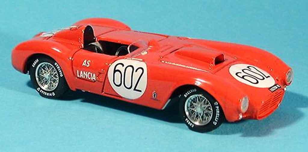 Lancia D24 1/43 Brumm no.602 alberto ascari mille miglia 1954 miniature