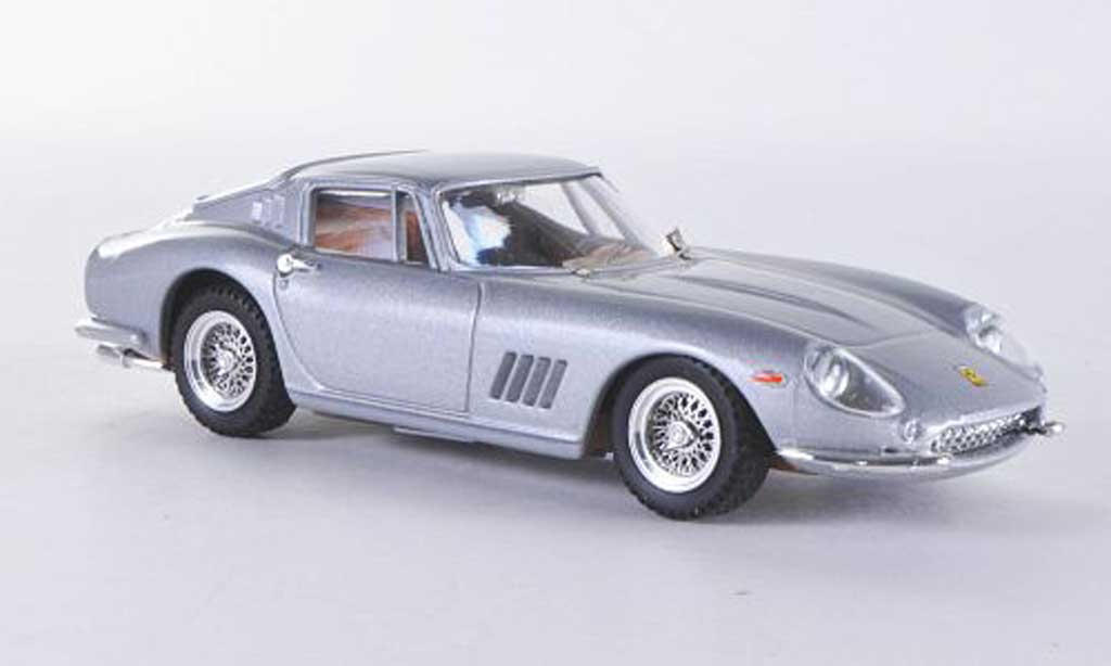 Ferrari 275 1/43 Best grise GTB/4