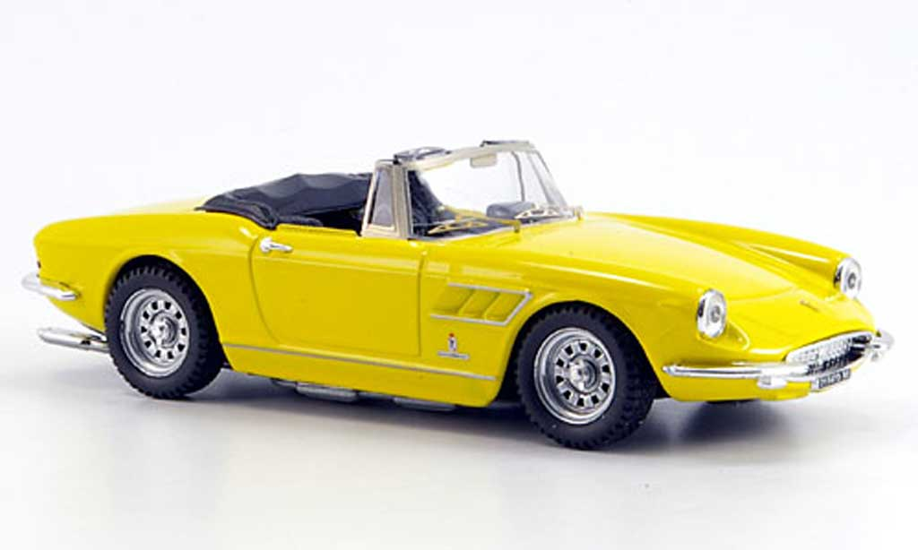 Ferrari 330 GTC 1/43 Best Spyder jaune miniature