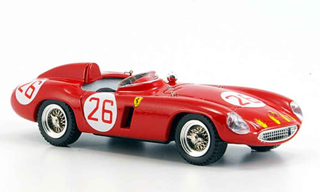 Ferrari 750 1/43 Best monza no.26 portago sebring 1955 modellautos