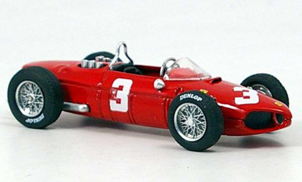 Ferrari 156 1961 1/43 Brumm G.P. Olanda W.v.Trips miniature