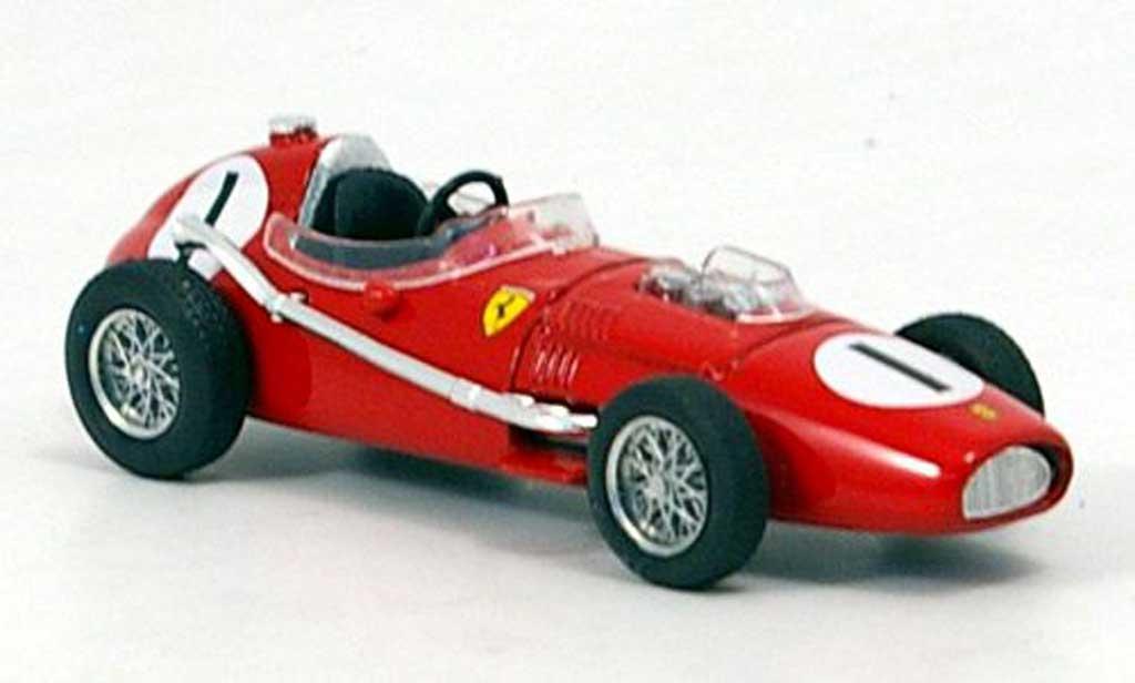 Ferrari D246 1/43 Brumm No.1 P.Collins GP Gro?britannien 1958 diecast