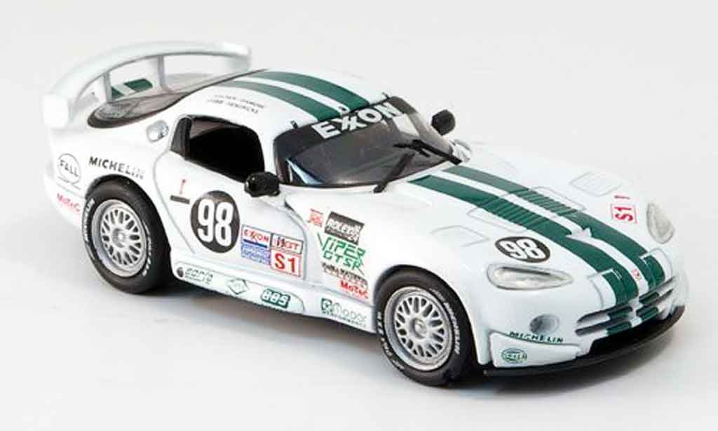 Dodge Viper GTS R 1/43 Eagle No.98 24h Daytona 1996 miniature