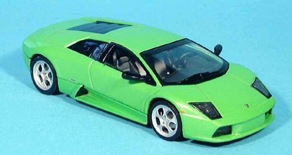 Lamborghini Murcielago 1/43 Autoart green 2001 diecast