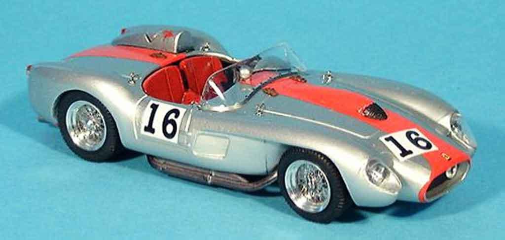 Ferrari 250 TR 1958 1/43 Bang mugello 95 phil   hill no. 16 miniature