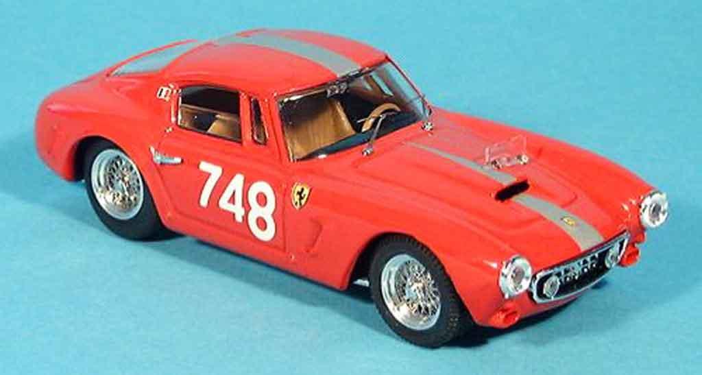 Ferrari 250 GT 1961 1/43 Bang swb stallavena bosco mrs. ada pace modellino in miniatura