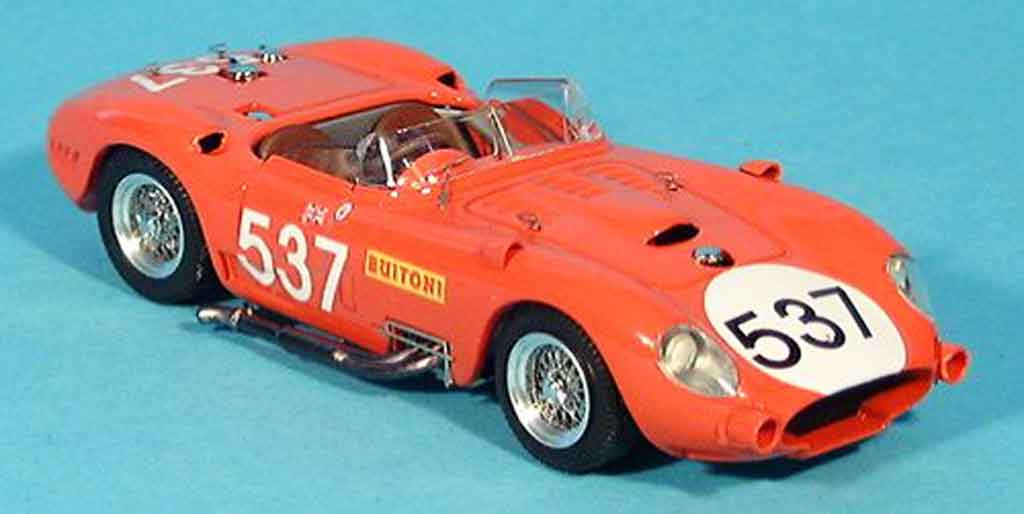 Maserati 450 1/43 Bang s mille miglia moss jenkinson 1957 miniature