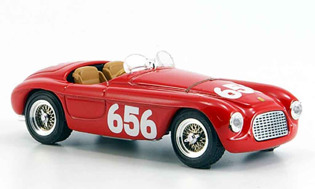 Ferrari 166 1950 1/43 Art Model MM matzotto marini mille miglia miniature