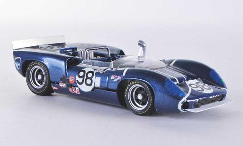 Lola T70 1966 1/43 Best Spyder Riverside Parnelli-Jones miniature