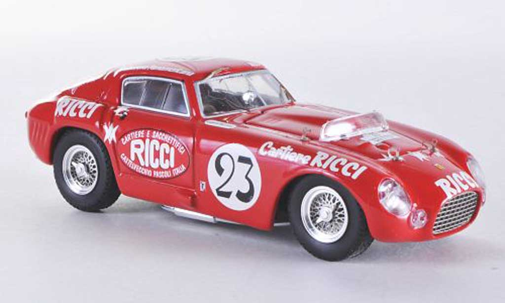 Ferrari 375 MM 1/43 Art Model No.23 Car. Messicana Ricci-Salviati 1953 miniature