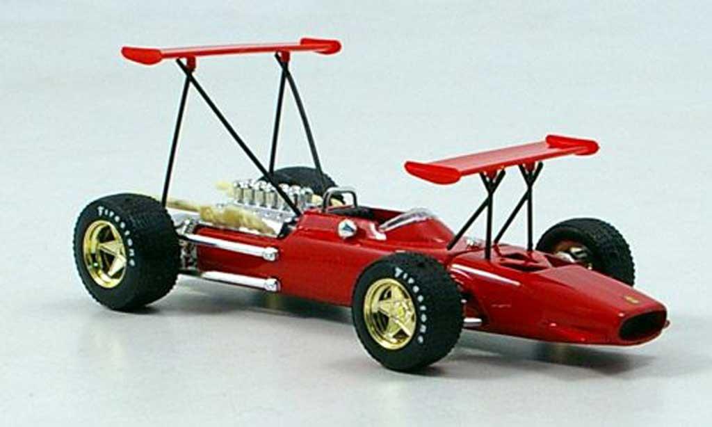 Ferrari 312 F1 1/43 Brumm Modena Chris Amon 1969 miniature