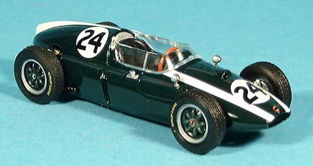Cooper T51 1/43 Brumm No.24 J.Brabham Sieger GP Monaco 1959 miniature