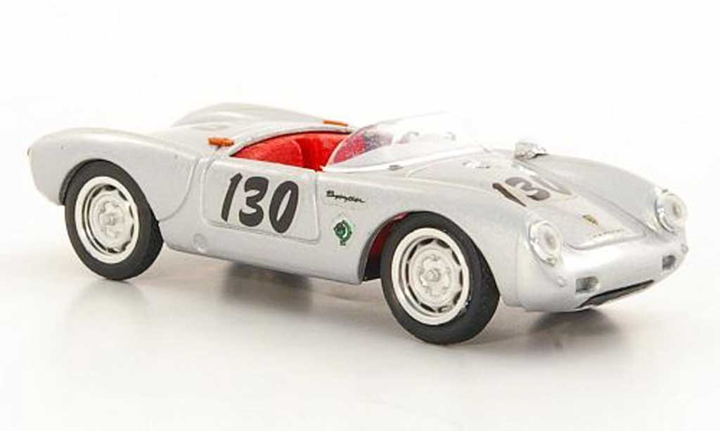 Porsche 550 1954 1/43 Brumm  No.130 Little Bastard miniature