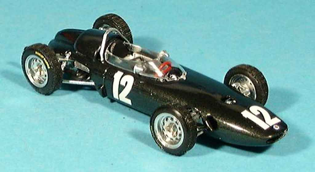 Brm P57 1/43 Brumm No.12 Richi Ginther GP Italien 1962 diecast model cars