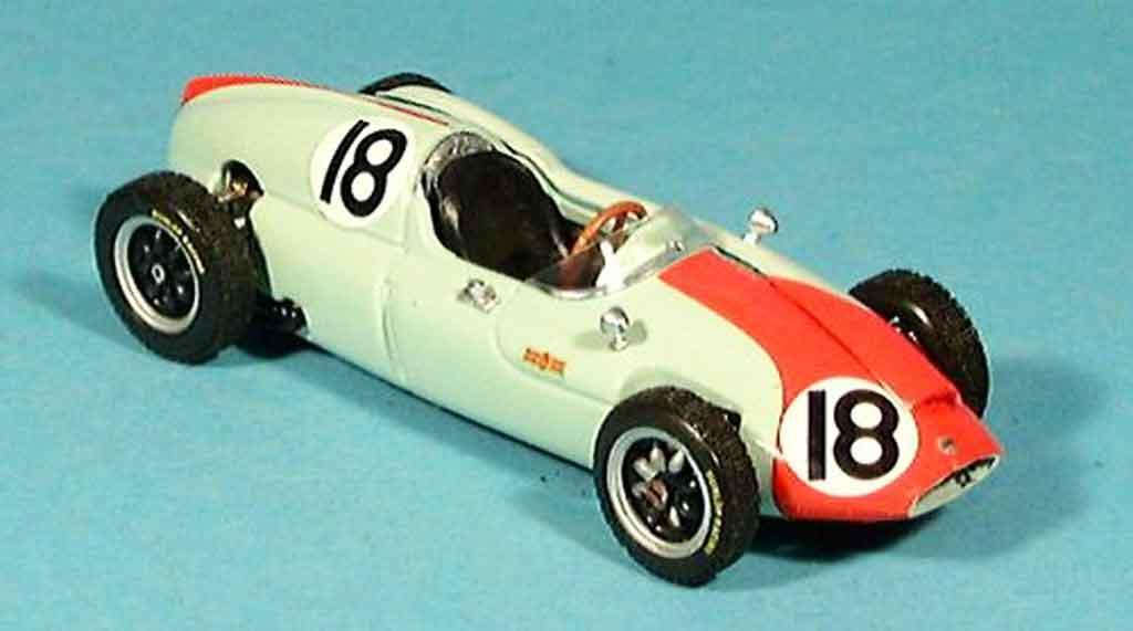 Cooper T51 1/43 Brumm No.18 Tony Brooks GP Monaco 1960 miniature