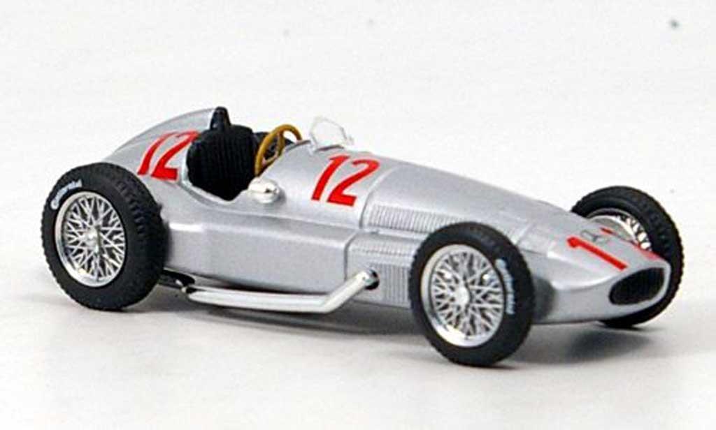 Mercedes W 154 1/43 Brumm No.12 R.Caracciola GP Deutschland 1938 miniature