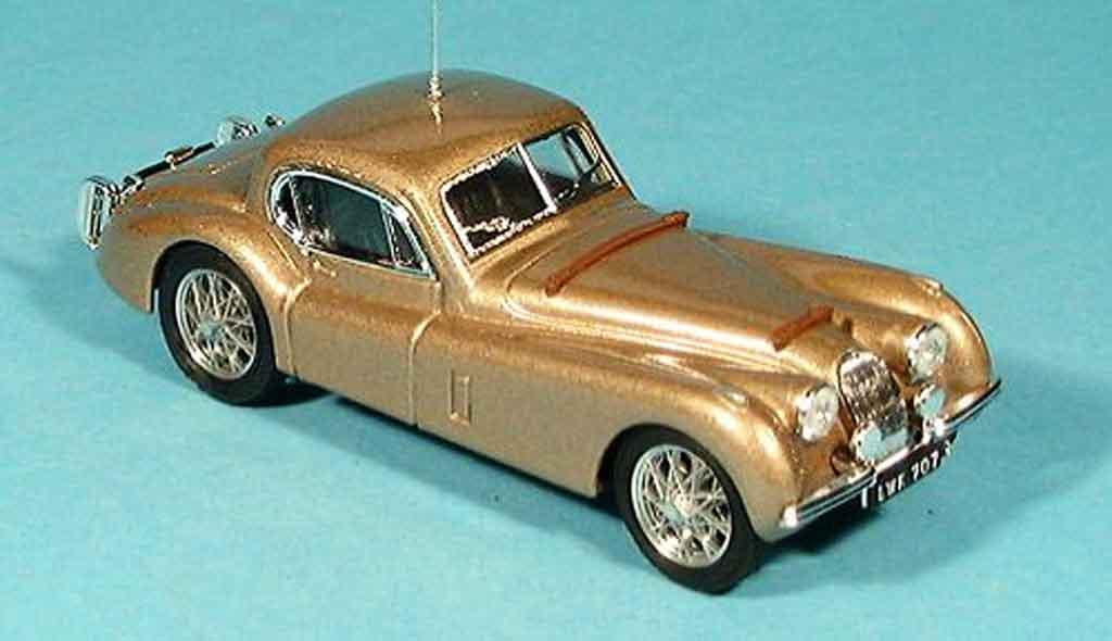 Jaguar XK 120 1/43 Brumm linas montlhery 1948 1948 miniature