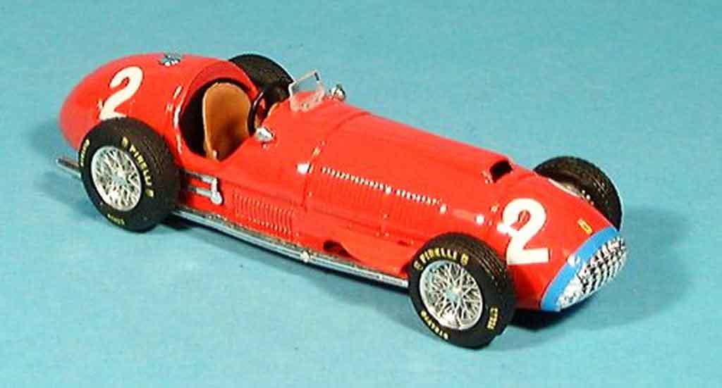 Ferrari 375 1/43 Brumm no.2 alberto ascari gp monza 1951 diecast