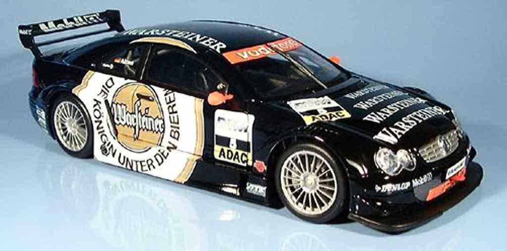 Mercedes Classe CLK DTM 1/18 Maisto amg wasteiner no. 5 alzen 2002 miniature