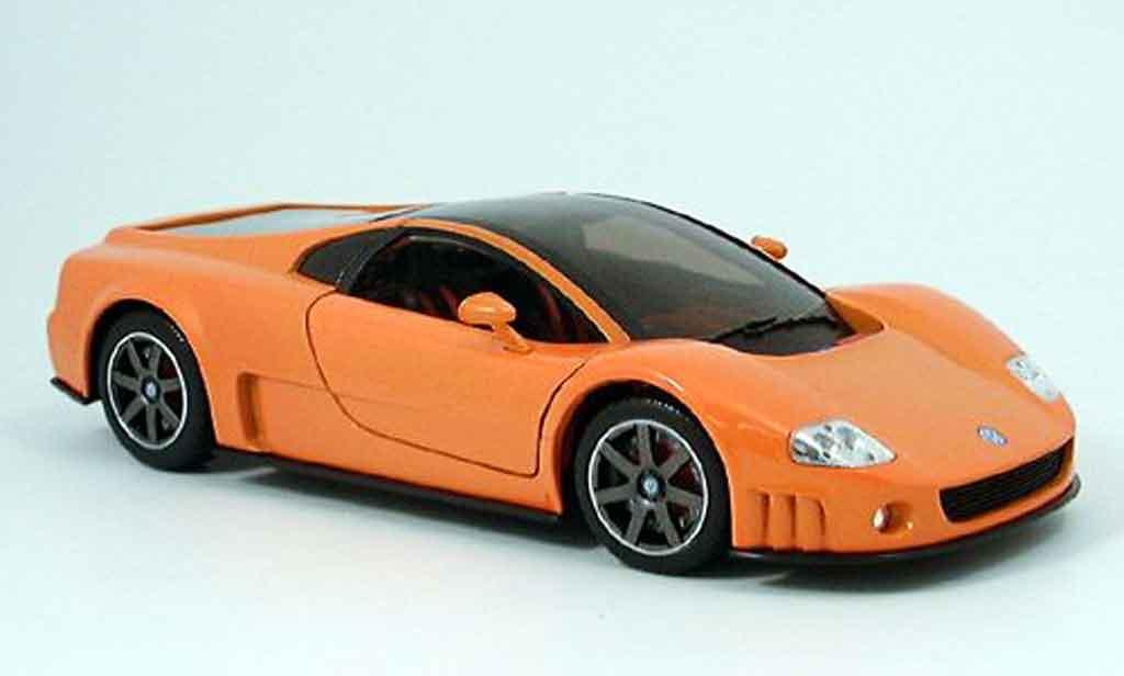 Volkswagen W12 1/18 Yat Ming nardo orange 2003