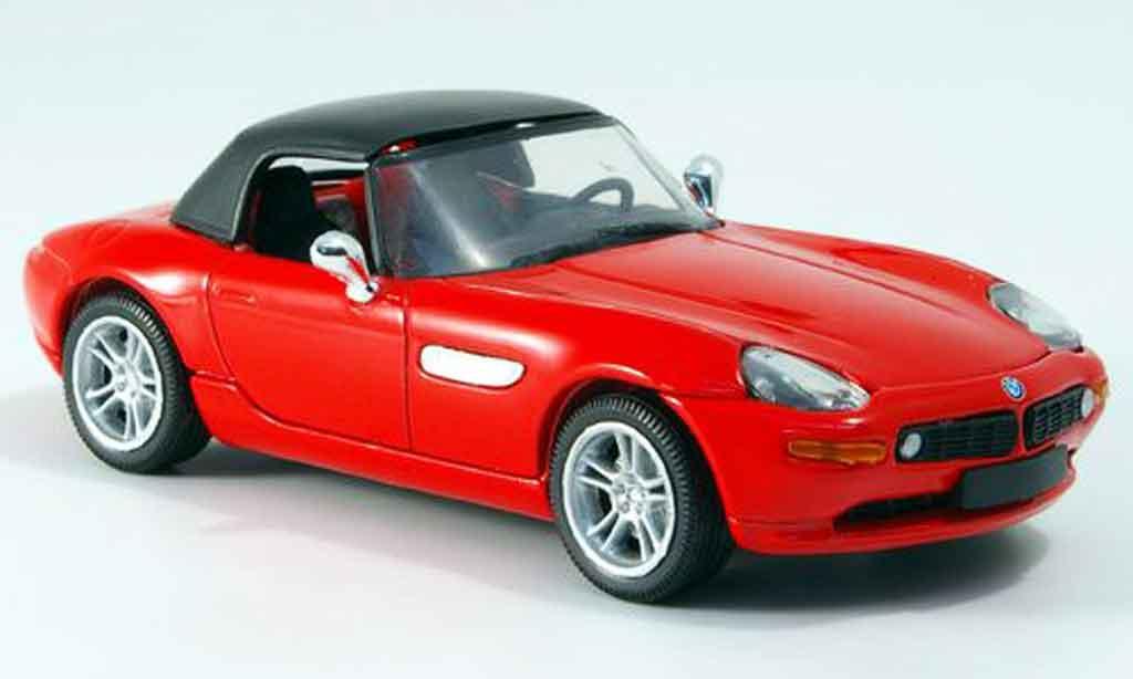 Bmw Z8 1/43 Solido rouge geschlossen 1999 miniature
