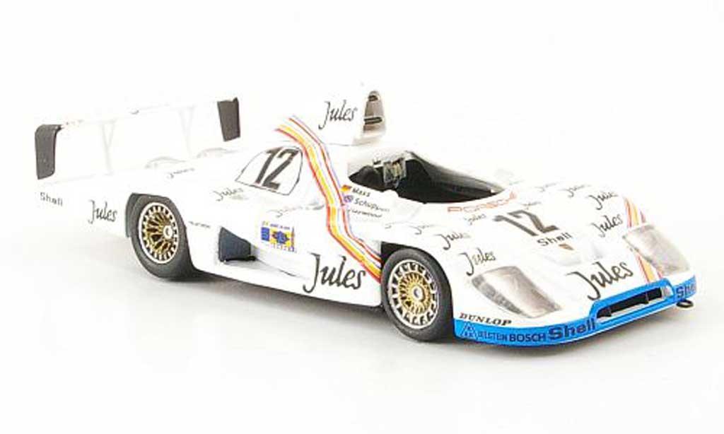Porsche 936 1981 1/43 Trofeu Le Mans Mass-Schuppan-Haywood No. 12 diecast