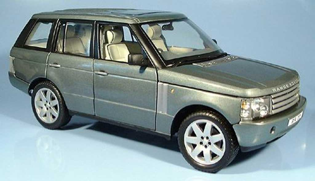 Range Rover Sport 1/18 Ertl vert 2003 miniature