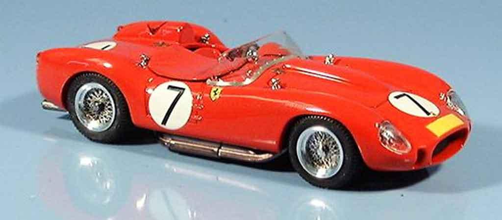 Ferrari 250 TR 1958 1/43 Bang von trips miniature
