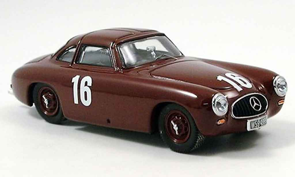 Mercedes 300 SL 1/43 Bang Coupe No.16 Caracciola GP Bern 1952 miniature
