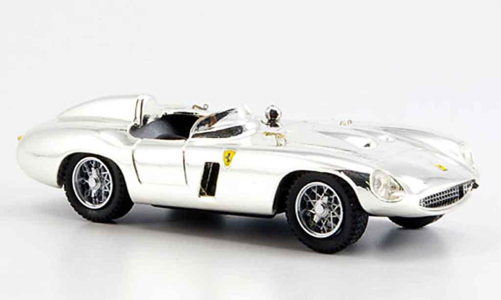 Ferrari 750 1/43 Best monza echt vergrigia metallisee ! miniatura