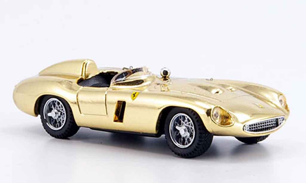 Ferrari 750 1/43 Best monza 24 k veroret modellautos