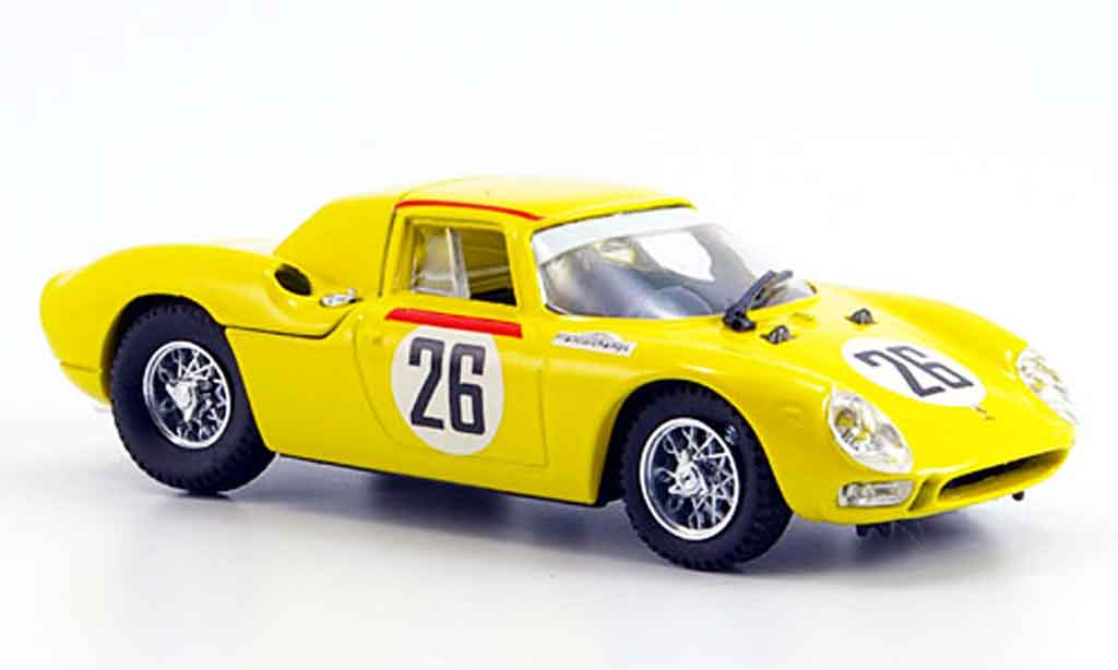 Ferrari 250 LM 1965 1/43 Best le mans no. 26 miniature