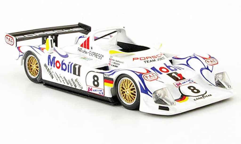 Porsche LMP1 1/43 Trofeu Le Mans Raphanel Weaver Murry 1998 miniature