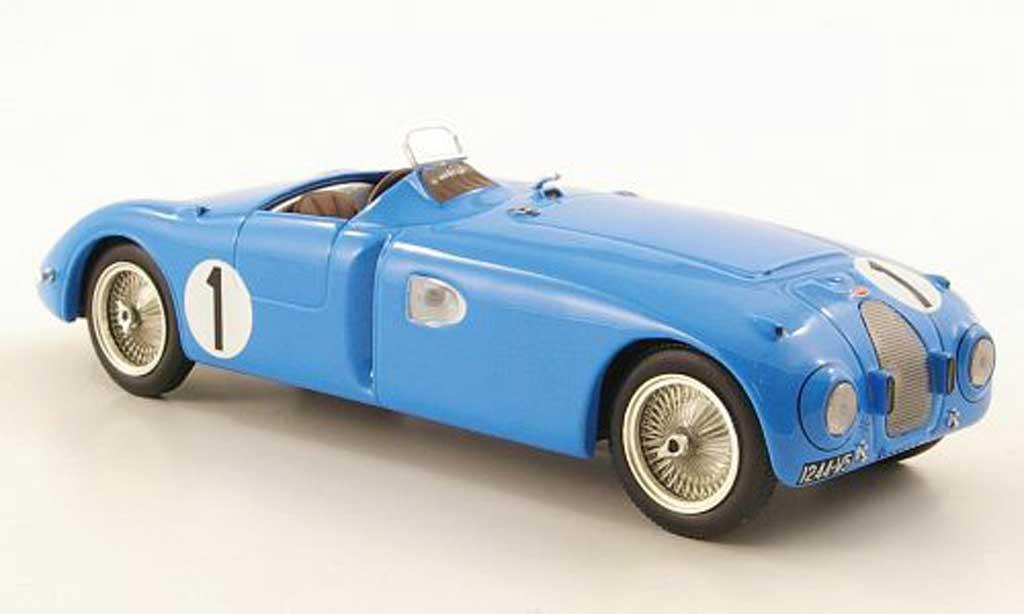 Bugatti 57 C 1/43 IXO Sieger Le Mans J.P. Wimille - P. 1939 miniature