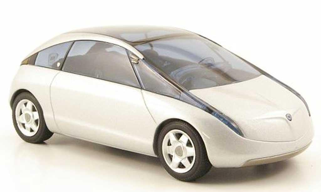 Lancia Nea 1/43 Minichamps grise 2001