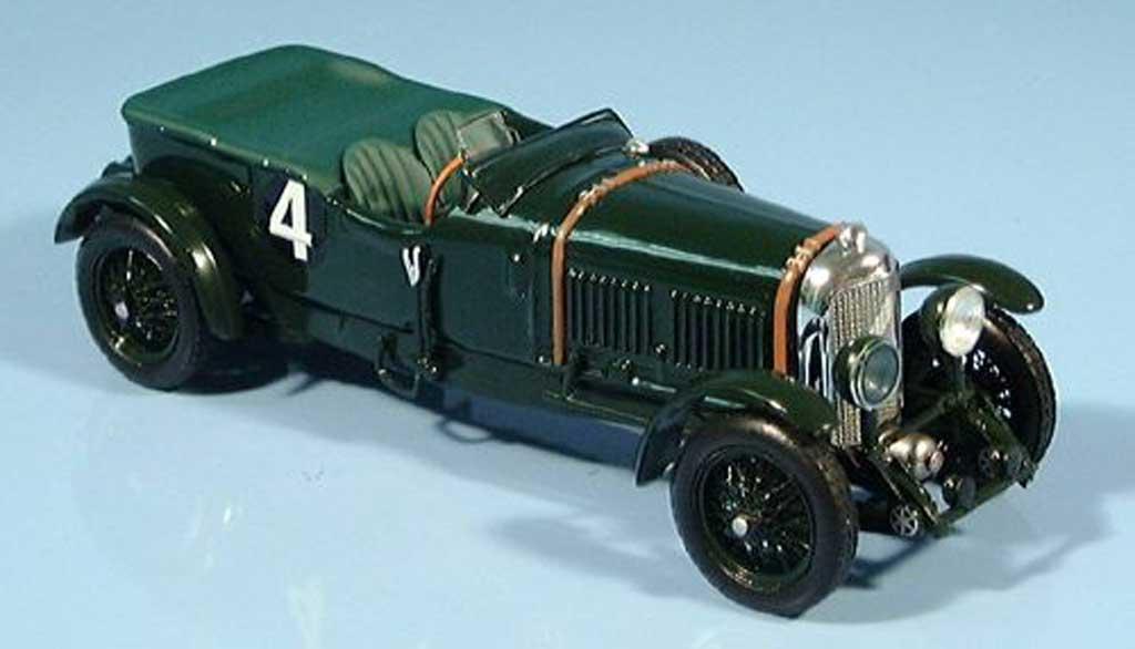 Porsche 930 1/43 IXO No. 4 Sieger Le Mans Barnato-Kindston 1930 miniature