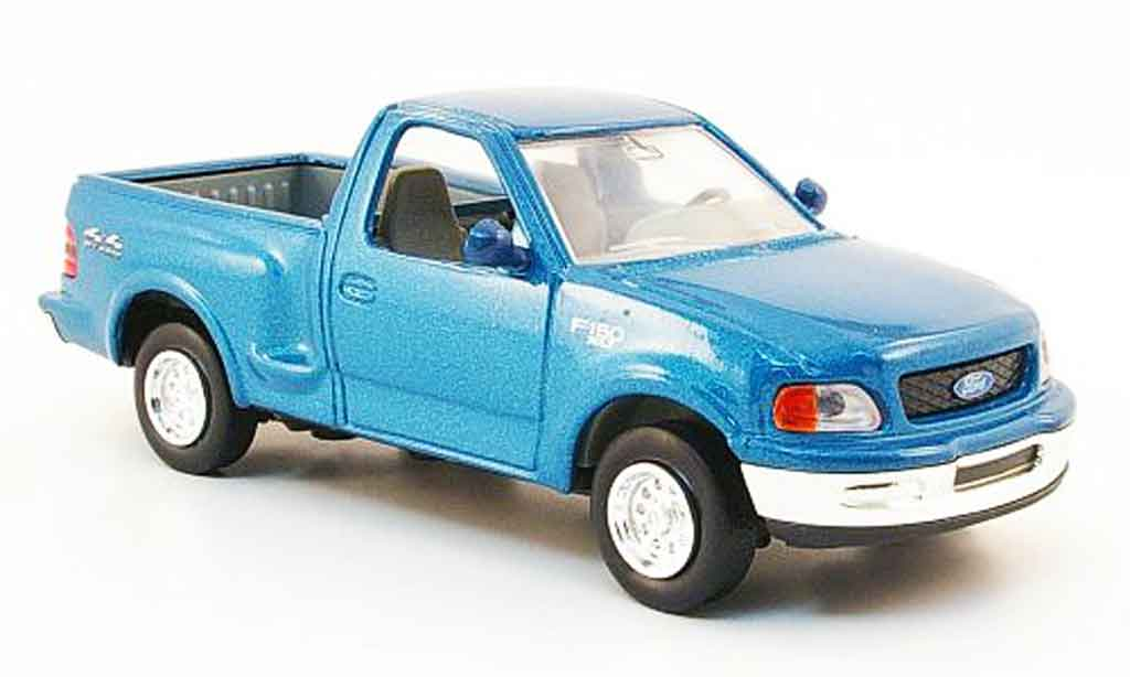 Ford F 150 1/43 Yat Ming Pick Up turquoise 1998 miniature