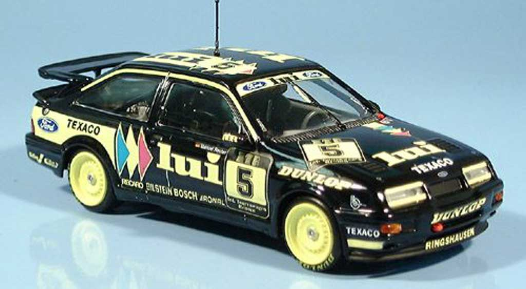 Ford Sierra Cosworth RS 1/43 Minichamps Cosworth DTM 1988 miniature