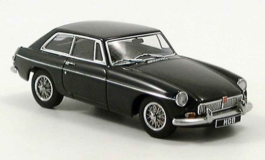 MG B 1/43 Autoart GT Coupe MK II grun diecast model cars