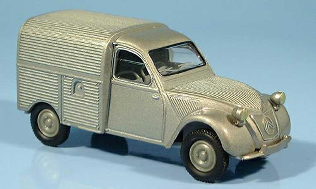 Citroen 2CV 1/43 Solido AU d 1951 miniature