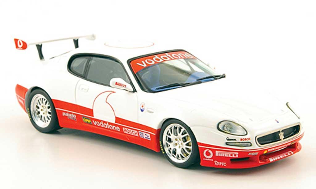 Maserati Trofeo 1/43 IXO Vodafone Prasentationsmodell 2003