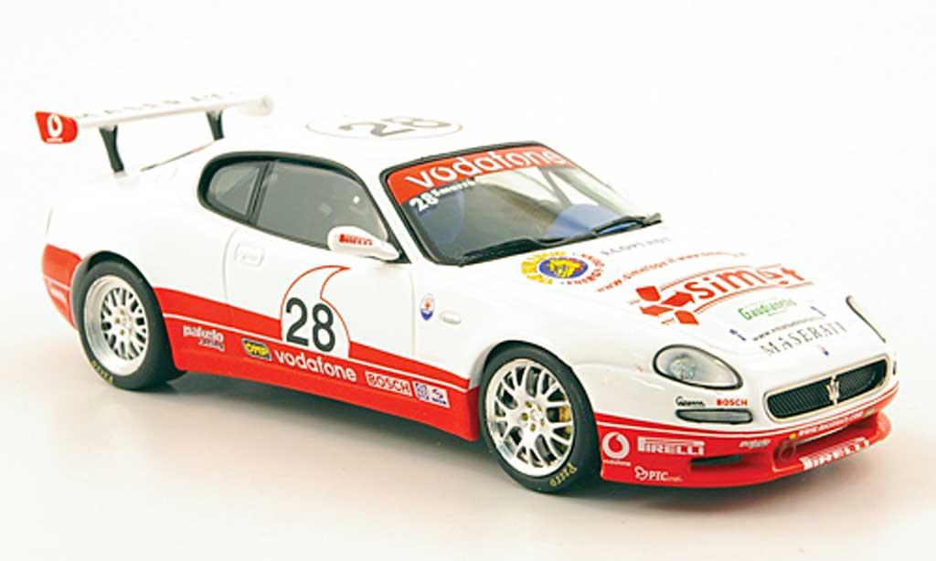 Maserati Trofeo 1/43 IXO No.28 Vodafone Sieger Magny Cours 2003 miniature